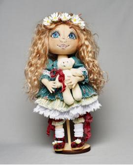 Игровая Кукла Оленька