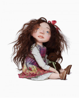 Игровая Кукла Лиза
