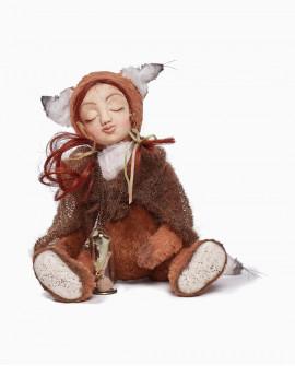 Лисичка и Весна Тедди Куклы