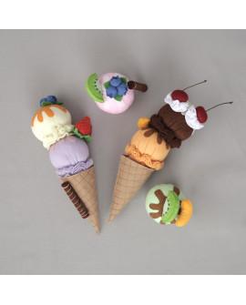 Мороженое-конструктор