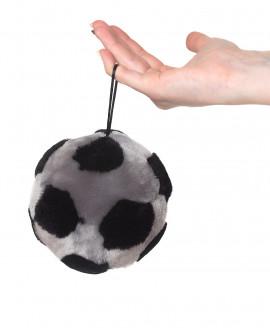 Брелок Мяч из стриженного мутона