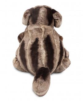Интерьерная игрушка Собака из меха рекса