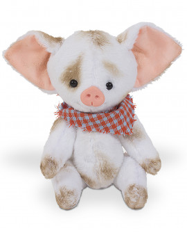 Плюшевая свинка Твинс - Символ года 2019