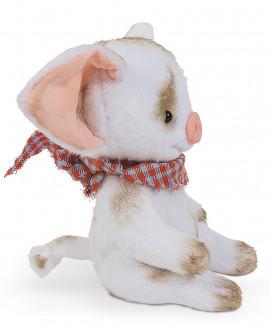 Символ года - Плюшевая свинка Твинс