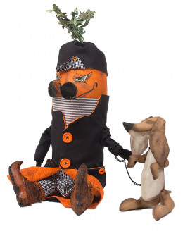 Синьор морковка