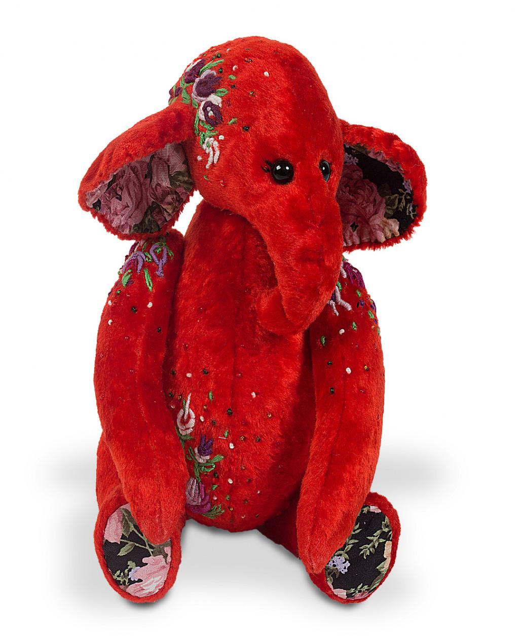 Слон винтажный
