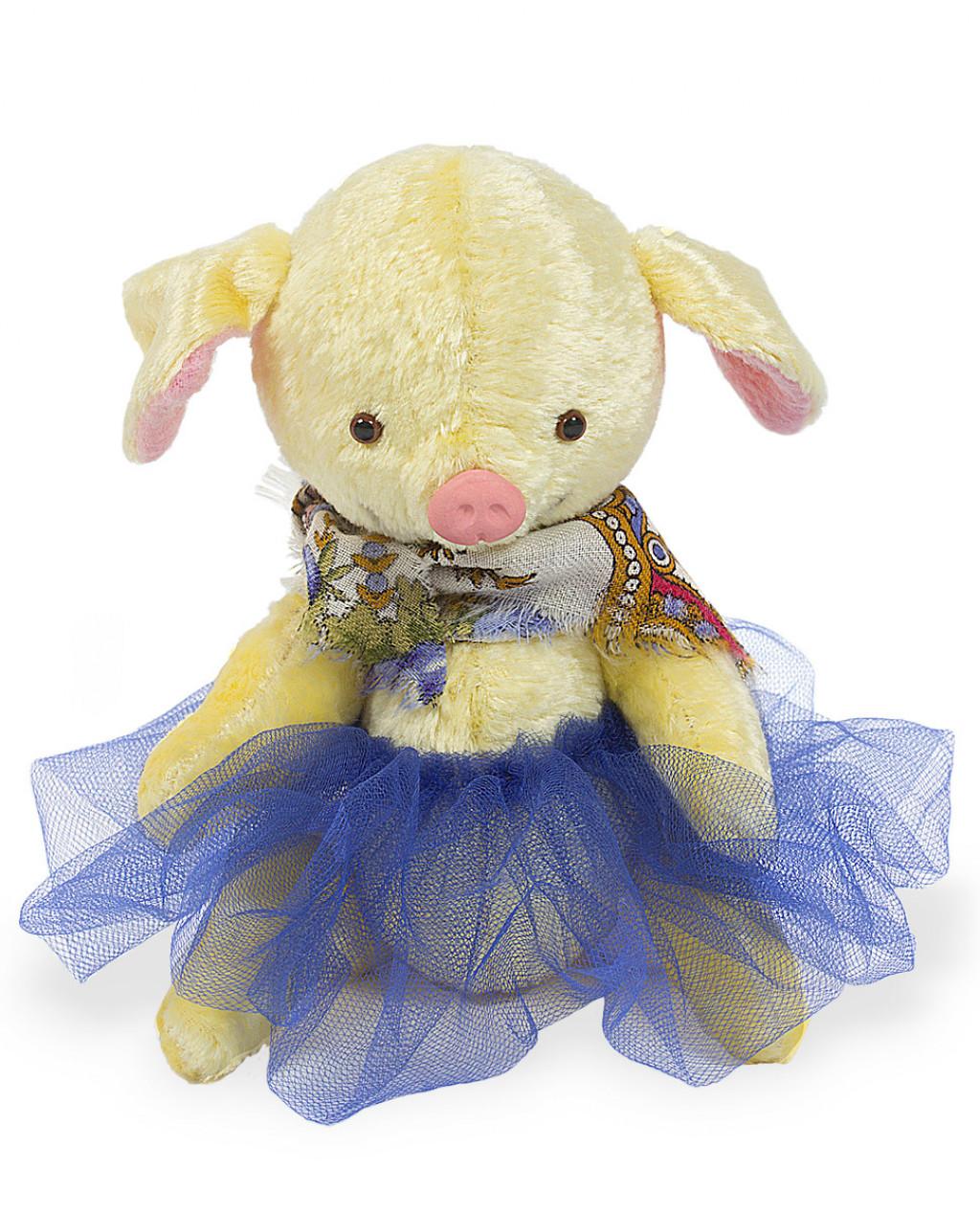 Символ года - Свинка Тедди Балерина