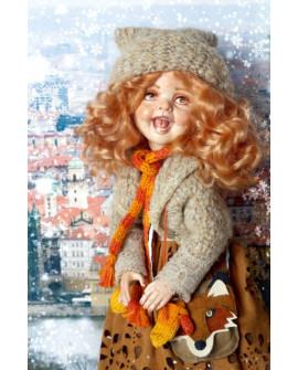 Звуковая кукла Алиса