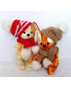 Щенки Друзья -Тедди
