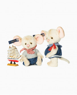Мышонок Софи и Дени